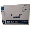 Cardboard Blue, White Tv Packaging Box