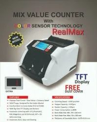 RealMax True TFT Mix Note Value Counting Machine
