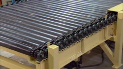 Roller Conveyor & Platform