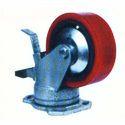 Cast PU CI Core Trolley Wheel
