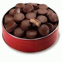 Round Mushroom Chocolate