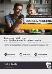 Voice Mobile Marketing Service for Election, For Promotion