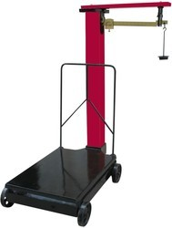 Platform Type Weighing Scales