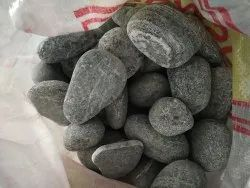 Natural Stone Tumbled Granite Grey pebbles, For Landscaping