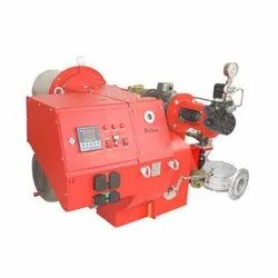 Industrial Dual Fuel Burner