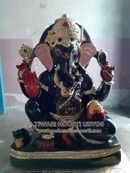 Pashan Marble Ganesha Statue