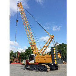 Heavy Telescopic Cranes Rental Services