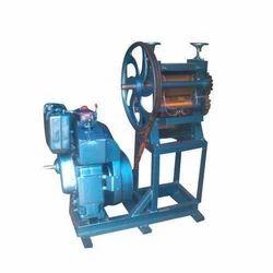 Engine Trolley (Manual) Sugarcane Machine