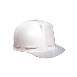 Concord White Steel Industry Safety Helmet