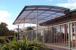 Fixed Shade Structures Service