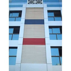 Stainless Steel Ventilation Sun Louver