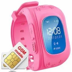 Q50 Kids GPS Watch Anti-Lost Children Safety Tracker