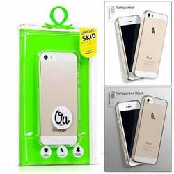 Transparent Mobile Cover