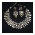 Free Assorted Kundan Necklace Set