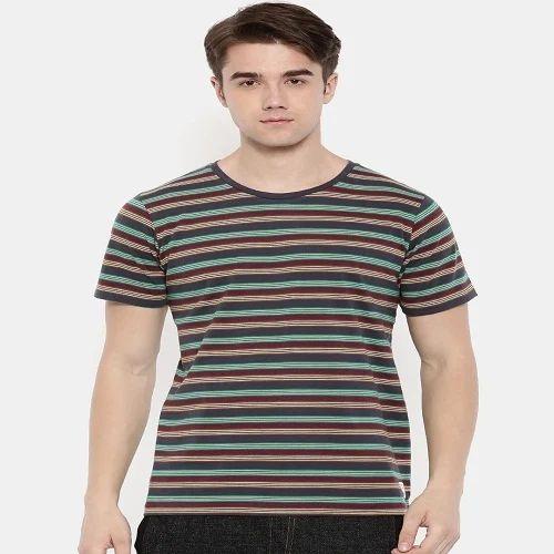 058b3c488c4 Men Fashion Round Neck T Shirt - New Trendy Fit T Shirt Manufacturer ...