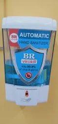 BR VIROKILL Battery Operated Sanitizer Dispenser