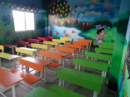 Royal School Furnitures Manufacturer Of Wooden Kids Furniture Amp Playground Equipment From Pune