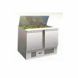 Salad Under Display Counter