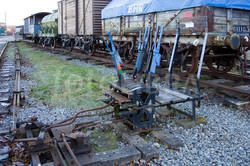 Railway Ground Lever Frame