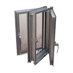z Section Aluminium Window High Quality Section 1.5mm