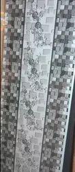 Designed PVC Door