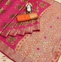 Wedding Patola Saree