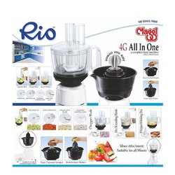 4g All In One Food Processor Attachment For Your Mixer