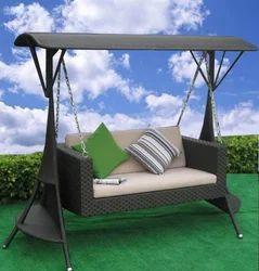 Garden Patio Swing, Size (Feet): 6x4x6.5 Feet