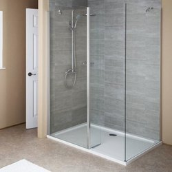 Shower Enclosure Glass Work