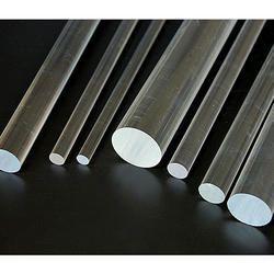 Black Acrylic Rod