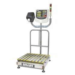 Weighing Labeling Scale