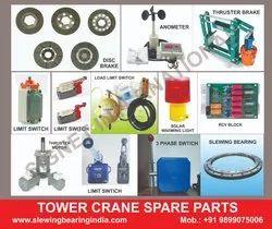 Slewing Drive - potain tower crane Slewing Bearing Wholesale Trader