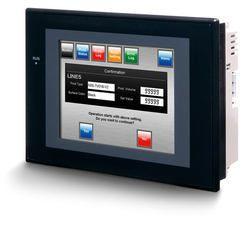 Omron Programmable Display HMI