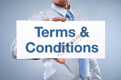 Company Terms & Conditions