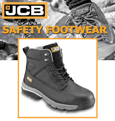 Leather JCB Safety Shoe, Rs 1150 /pair