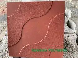Wave Tile Moulds