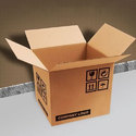 Brown Packaging Corrugated Shipping Box