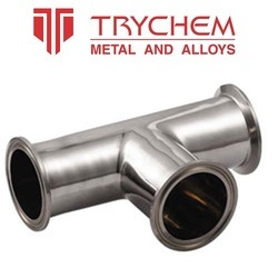 Stainless Steel TC End Tee