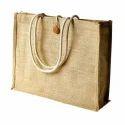 Innovana Impex Handle Jute Shopping Bag