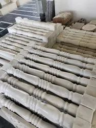 SGM Marble Pillars Marble