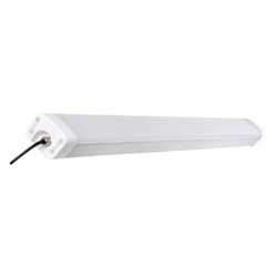 FortuneArrt Pure White 60 W Tube Light