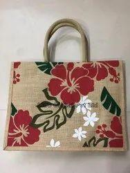 LMC -Jute Shopping Bag 100% Jute Jute Shopping Bag