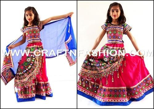 415ea18f34090 Navratri Kids Chaniya Choli at Rs 1800  piece