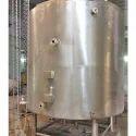 Stainless Steel Dimple Jacket Storage Tank