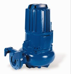 KSB Submersible Amarex Pump with Cutter Mechanism