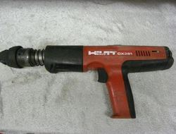 Powder Actuated Fastening Tool