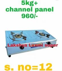 Stainless Steel Gas Stove 12