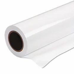 Plain White Heat Transfer Vinyl Rolls For Sublimation