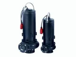 Aquatex Sewage Cutter Pump