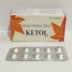 Ketorolac Tromethamine Tablets